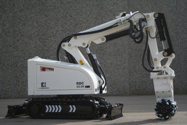 Robot-demolición -RDC 22M-D