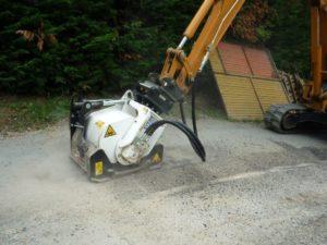 fresadora para brazo excavador PLB