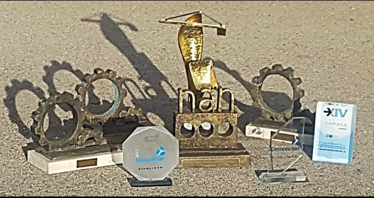 premios conjunto